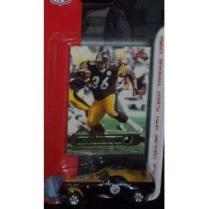 Pittsburgh Steelers NFL Diecast 2002 Chrysler Howler with Jerome