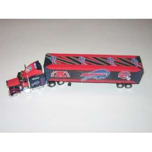 Diecast 180 Scale Replica 04 Peterbilt Tractor Trailer Truck Sports