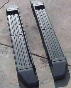 SUPER DUTY SD F250 F350 F450 F550 REGULAR CAB RUNNING BOARD OEM