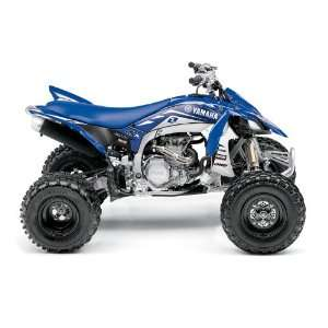 ONE IND BLUE GRAPHICS KIT YAMAHA YFZ 450R 09 11 Automotive