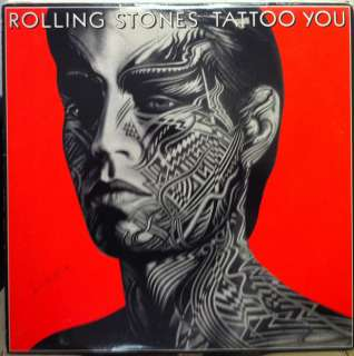 the rolling stones tattoo you label rolling stones records format 33