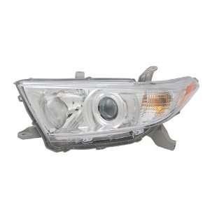 TYC 20 9170 00 Toyota Highlander Left Replacement Head
