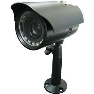 Weather Proof Color DSP Bullet Camera with Varifocal Lens