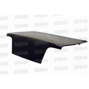 Carbon Fiber OEM Style Trunk Lid Nissan Skyline R33 95 98 Automotive