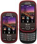 New Samsung SGH A797 Flight Unlocked Cell Phone Red