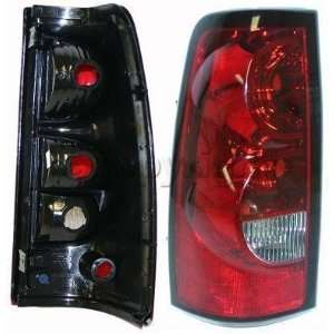 TAIL LIGHT chevy chevrolet SILVERADO PICKUP 04 05 lamp lh