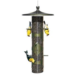 UPSIDE DOWN GOLDFINCH FEEDER BIRD FEEDER