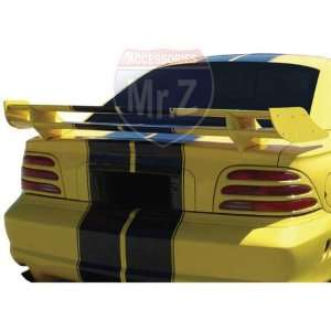 1994 1998 Ford Mustang Custom Spoiler Saleen Double Deck