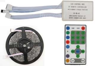 5M Dream Color 5050 RGB SMD Horse Race Lamp Led Strip