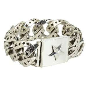 King Baby Studio Extra Large Star Link Bracelet