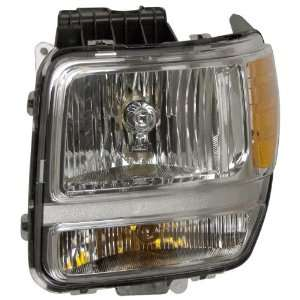 OE Replacement Dodge Nitro Driver Side Headlight Assembly