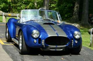 1966 Shelby Cobra Replica/Kit by Shell Valley