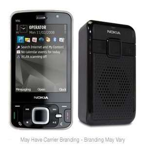 Nokia N96 Unlocked GSM Phone W/ FREE Speakerphone Cell