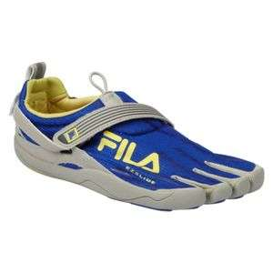 Fila Skele Toes 2.0 Dzlbl/blue/Yellow/Gray Athletic Shoe