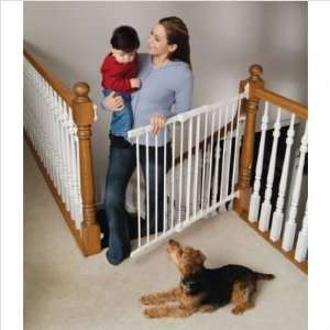KidCo G22WHIT Safeway Angle Mount Safety Gate in White