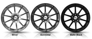 VMR Wheels VB3 18 AUDI VW GTI GOLF JETTA A3 $99 SHIP