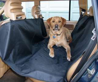 STYLE PET DOG CAR SEAT COVER FOR A CLEAN CAR & A SAFE PET