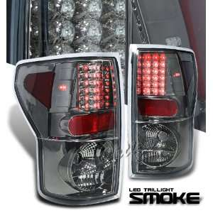 Toyota Tundra 07 08 Smoke Altezza LED Tail Light Pair