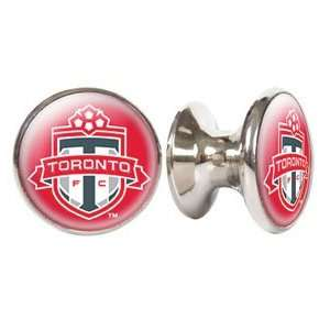 Toronto FC MLS Stainless Steel Cabinet Knob / Drawer Pull