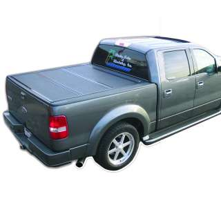 F1 Hard Folding Tonneau Bed Cover 08 12 Ford F150 SB 5.5 foot 72309