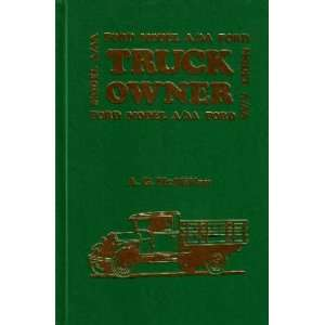 1928 1929 1930 1931 FORD MODEL AA Owners Manual Guide