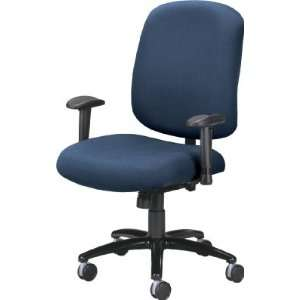 Big & Tall Heavy Duty Office Chair With Arms
