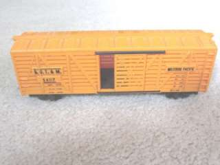 Mantua HO Scale Toy Missouri Pacific Cattle Livestock Box Car NOT&M