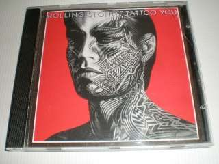 the ROLLING STONES Tattoo You   CD new   Ukraine