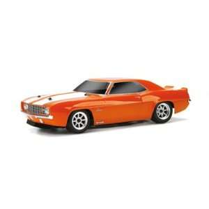 HPI Racing 17531 1969 Chevrolet Camaro Z28 Body (200mm