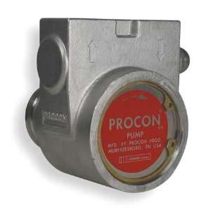 PROCON 115B240F31BA 250 Rotary Vane Pump, 1/2 In, 260 GPH