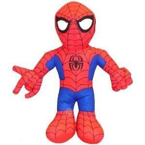 Warner Brothers Baby Spiderman Super Hero Plush Doll Toys & Games