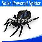 educational solar powered spider robot toy gadget gift returns