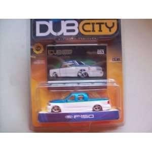 Jada Toys Dub City Ford F 150 Toys & Games