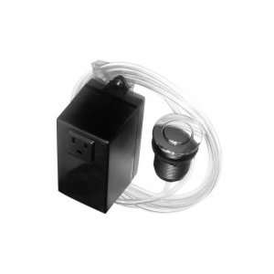 Westbrass Air Switch and Single Outlet Control Box ASB 02