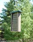 Recycled Double Suet Bird Feeder by Kettle Moraine