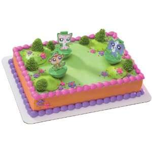 Littlest Pet Shop Cake Topper Party Supplies Toys & Games