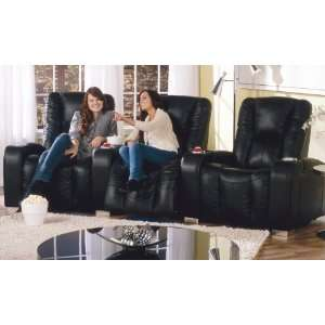 Mellow Home Theater Seating Leather Recliners from Palliser