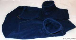 Snuggly Wrap Fleece Dog Winter Coat Jacket Blanket Bow Wow Pet NEW