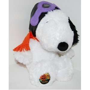 Hallmark Peanuts SNOOPY FLYING ACE PILOT 12 Plush   40th