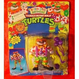 TMNT CRAZY CLOWNIN MIKE ACTION FIGURE Toys & Games