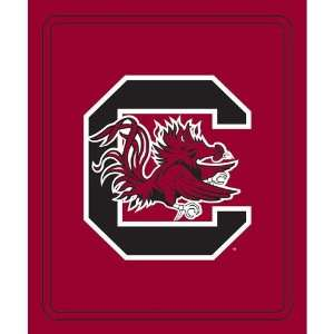 BSS   South Carolina Gamecocks NCAA Classic Fleece Blanket