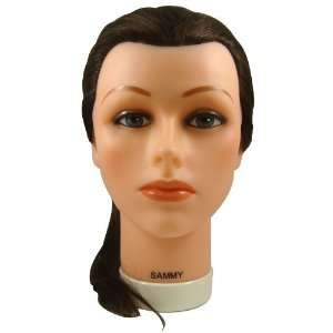 Hairart Female 18 Mannequin Head (Sammy) 4311 Beauty