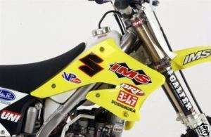 IMS Oversized Fuel/Gas Tank Suzuki RMZ450 RMZ 450 05 07