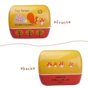 Toy Forest Rice Ball Bento Box