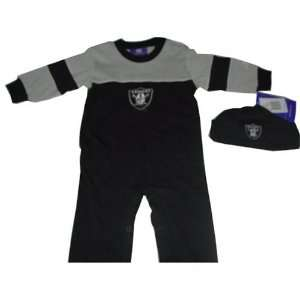 Oakland Raiders NFL Reebok Infant / Baby Creeper