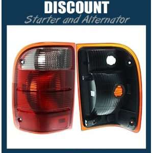 Tail Light Passenger Side RH Right Hand OE Comparable Replacement DOT