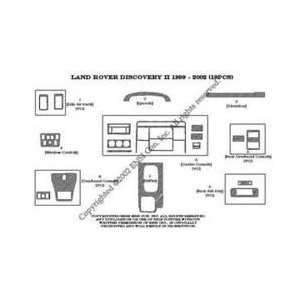 Land Rover Discovery II Dash Trim Kit 99 02   19 pieces