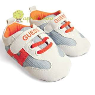 Toddler Baby Boy Girl shoes Trainer Prewalker (E42)size 3 15M