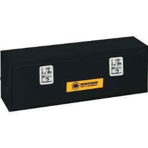 Steel Top Mount Truck Box   Black, 72in.L x