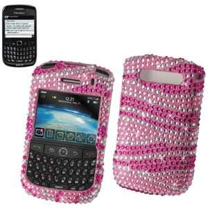New Fashionable Perfect Fit Hard Diamante Protector Skin
